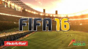 """Zagraj z drużyną Pogoni Szczecin w najnowszą grę """"FIFA 16""""!"""