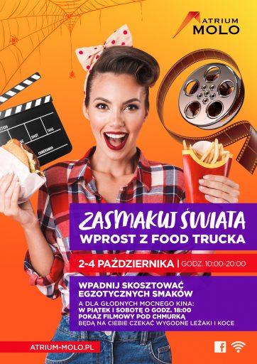 Zasmakuj świata wprost z food trucka!