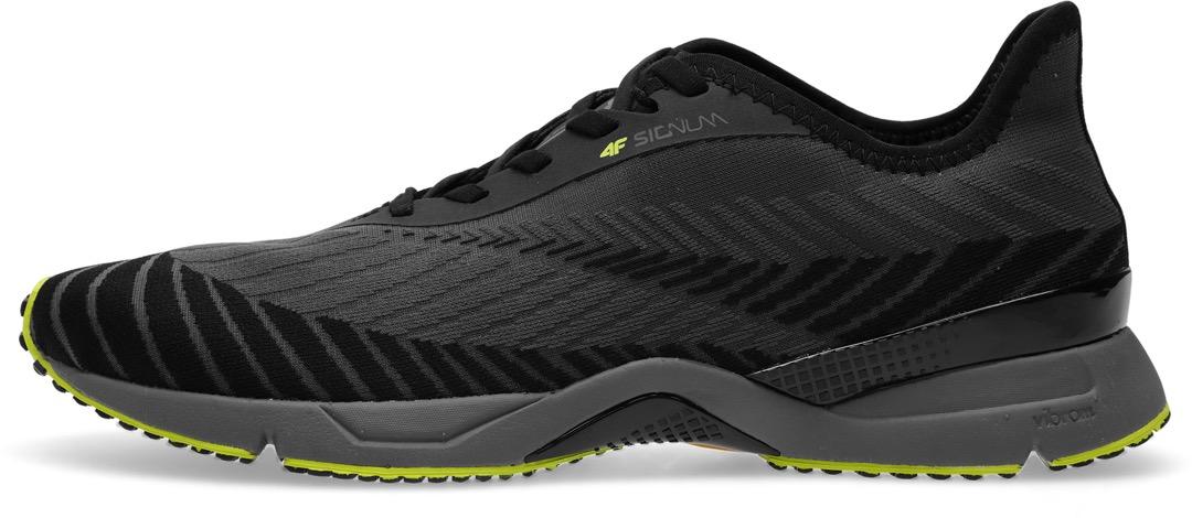 4F - Buty czarne sportowe