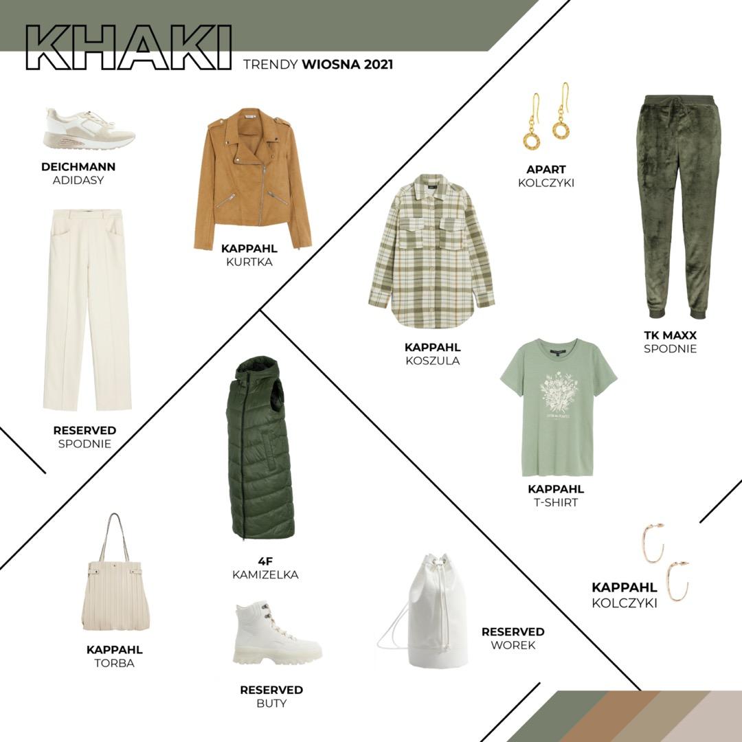 KHAKI is new black