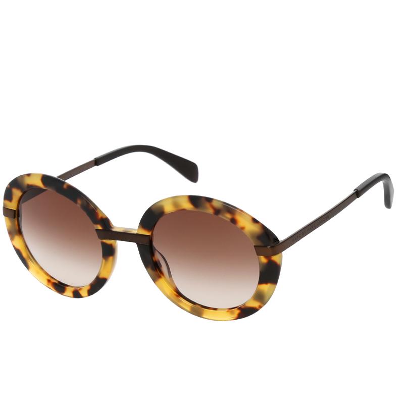 okulary przeciwsłoneczne okrągłe