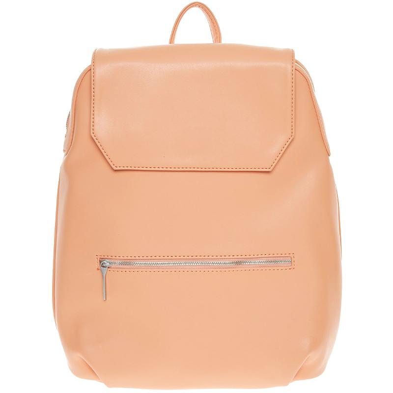plecak w pastelowym kolorze