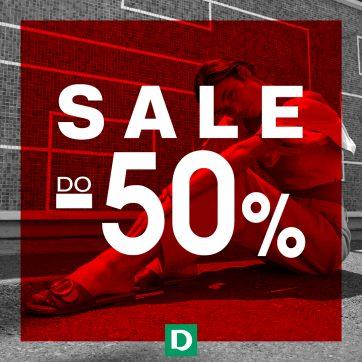 -50% w Deichmann!